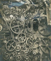 Obscenely complicated WW2 U-Boat controls