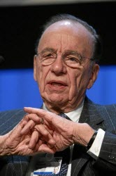 Wikicommons stock image of Rupert Murdoch